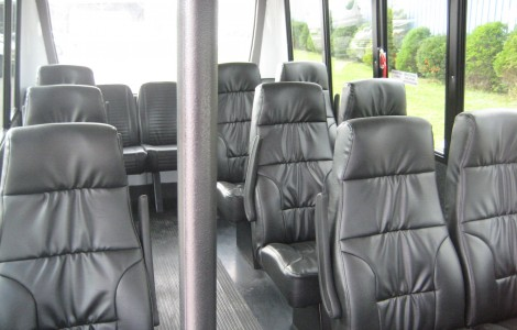 Executive and luxury seating