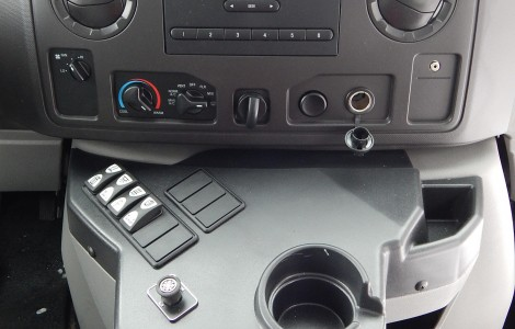 Ford_Driver_control_panel