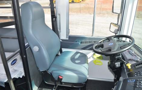 Ergonomic Driver's Cockpit